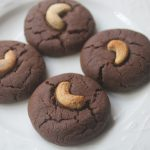 Eggless Chocolate Biscuits Recipe