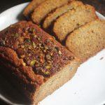Eggless Pistachio Cake Recipe – Pista Loaf Cake Recipe
