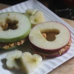 Apple & Peanut Butter Sandwich Recipe – Summer Vacation with Kids