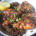 Street Food Style – Chicken Masala Roast Recipe