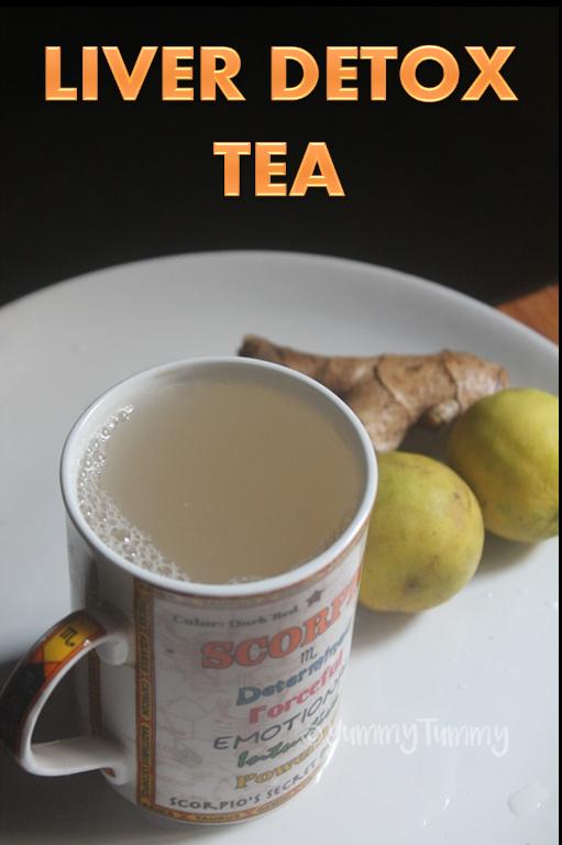 how to drink detox tea