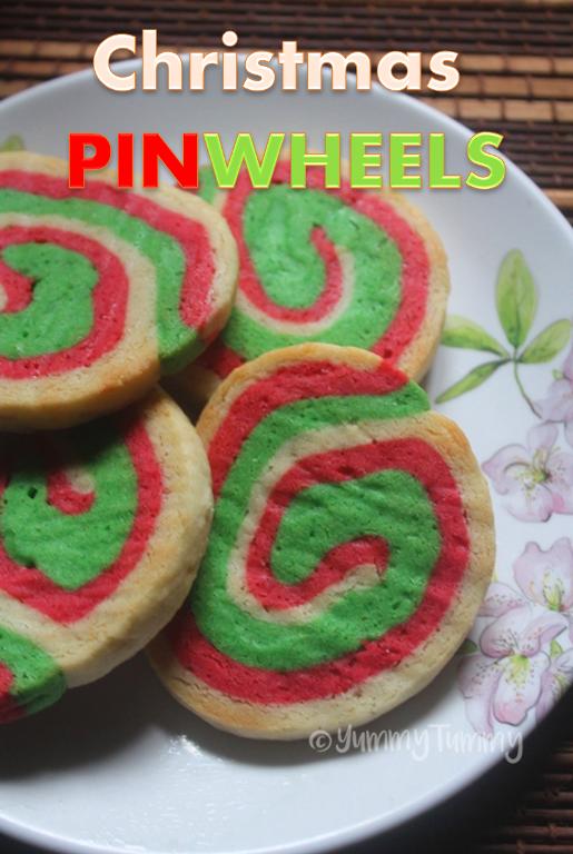 Christmas Pinwheels Cookies Recipe