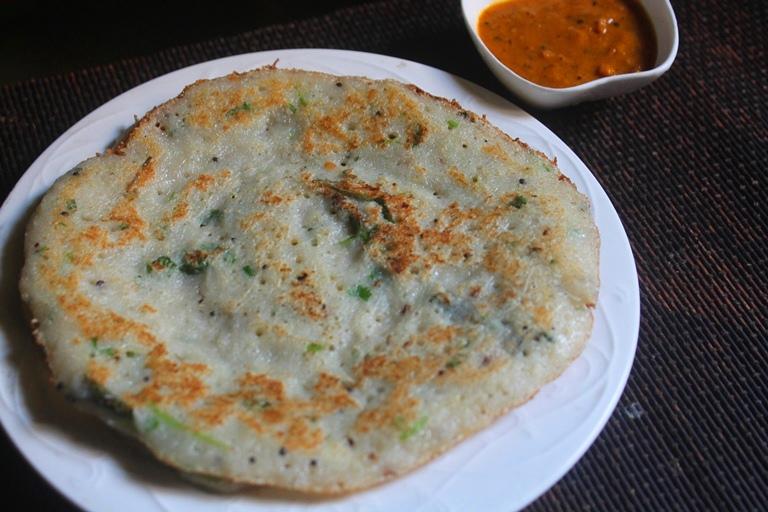 Sooji Vermicelli Uthappam Recipe – Semiya Uthappam Recipe