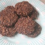 No Bake Chocolate Coconut Cookies Recipe