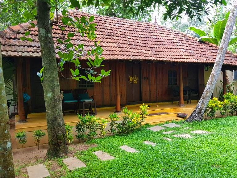 Marari Villas, Alappuzha – Hibiscus Cottage – Review (Part 2)