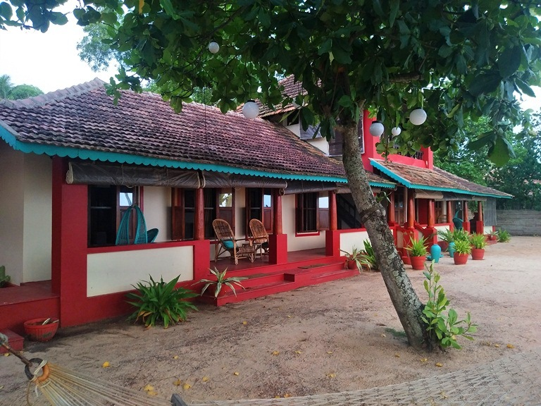 Marari Villas, Alappuzha – Lotus Cottage – Review (Part 1)