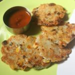 Potato Fritters Recipe – Potato & Corn Fritters Recipe