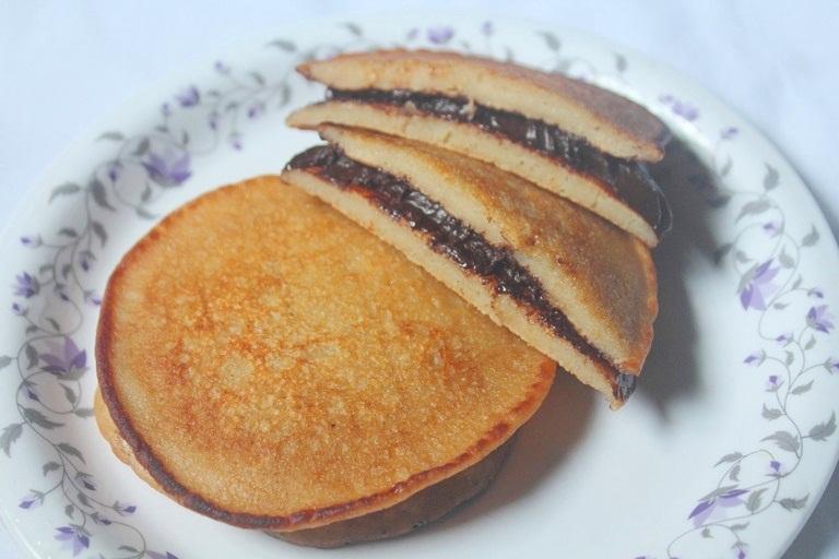Dora Cakes Recipe – Dorayaki Pancakes Recipe