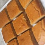 Eggless Honey Snack Cake Recipe