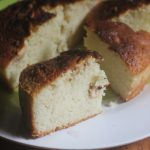 Plain Vanilla Tea Cake Recipe