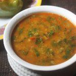 Spinach Tomato Dal Recipe – Palakoora Tomato Pappu Recipe