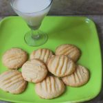 Fork Cookies Recipe – Fork Biscuits – Easy Tea Biscuits Recipe