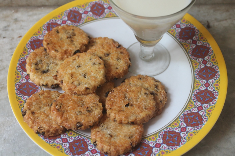 Shrewsbury Biscuits Recipe – English Shrewsbury Cake Recipe