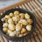 Roasted Phool Makhana Recipe – Lotus seeds or Foxnuts