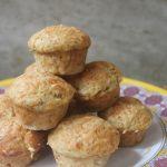 Mini Cheese Muffins Recipe – Savoury Cheese Muffins
