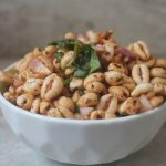 Puffed Wheat Chaat Recipe – Godhumai Pori Recipe