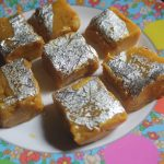 Mango Burfi Recipe – Easy Mango Barfi Recipe