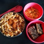 Tomato Pasta, Crispy Cornflakes & Banana Bread – Kids Lunch Box Ideas 6