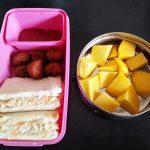 Veg Mayonnaise Sandwich & Soya Chunks Fry Recipe – Kids Lunch Box Ideas 12