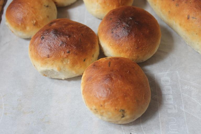 Herb Buns Recipe – Soft Herb Rolls Recipe