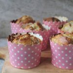 Apple Walnut Breakfast Muffins Recipe