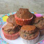 Beetroot Muffins Recipe – Whole Wheat Beet Muffins Recipe
