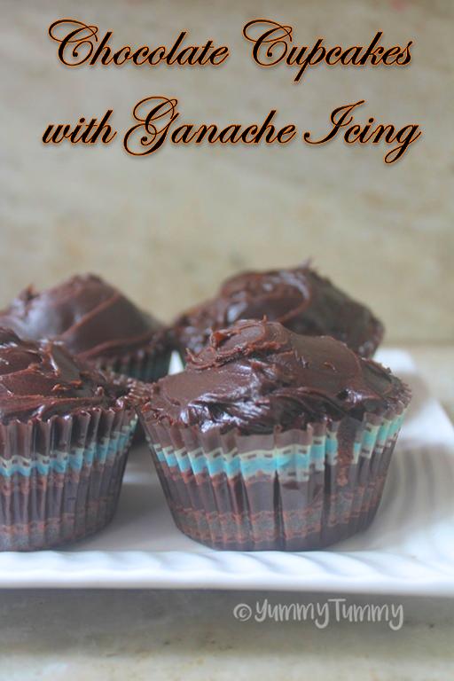 Chocolate cupcake recipe yummy tummy