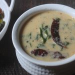 Vendaya Keerai Moru Curry Recipe