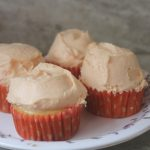 Eggless Butterscotch Cupcakes Recipe