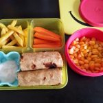 Chapati Egg Roll, French Fries & Carrots – Kids Lunch Box Ideas 18
