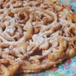 Funnel Cake Recipe – Fair Foods – Street Foods Recipe