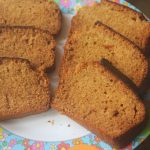 Whole Wheat Honey Loaf Cake Recipe