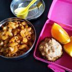Veggie Pasta & Muffins – Kids Lunch Box Ideas 14