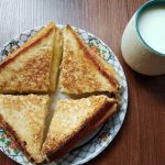 Butter Milk Toast Recipe – Kids Breakfast Recipes