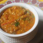 Vankaya Pappu Recipe – Brinjal Dal Recipe