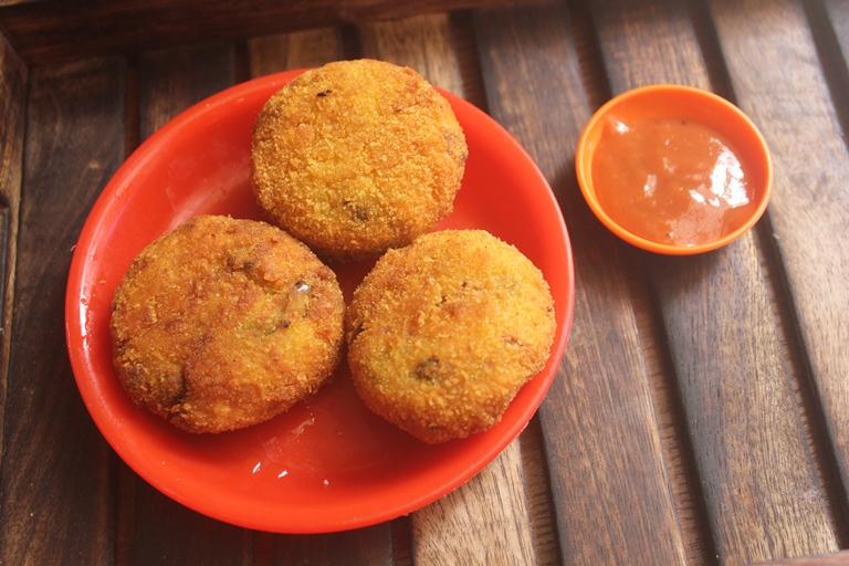 Sooji Cutlet Recipe – Rava Vegetable Cutlet Recipe