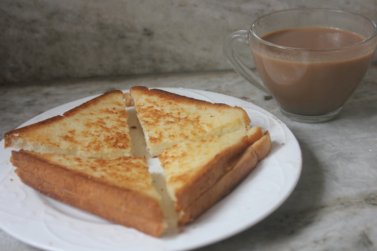 Condensed Milk Sandwich Recipe – Milkmaid Sandwich Recipe
