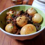 Quail Egg Pepper Roast Recipe
