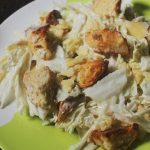 Caesor Salad Dressing & Caesor Salad Recipe