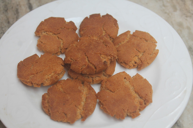 Cornish Fairing Biscuits Recipe