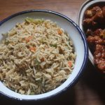 Vegetable & Egg Fried Rice Recipe