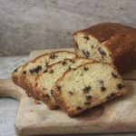Chocolate Chip Loaf Cake – Choco Chip Bread Recipe