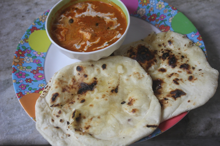 Butter Kulcha Recipe