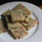 Tutti Fruity Burfi Recipe – Easy Diwali Sweets Recipe