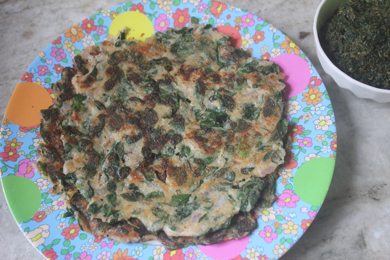 Drumstick Leaves Adai Dosa Recipe – Murungai Keerai Adai Recipe