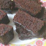 Chocolate Treacle Cake Recipe