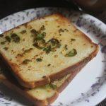 Butter Chilli Toast Recipe | Evening Tea Time Snack Recipe