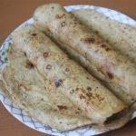 Pepper Jeera Chapati | Milagu Jeera Chapati Recipe