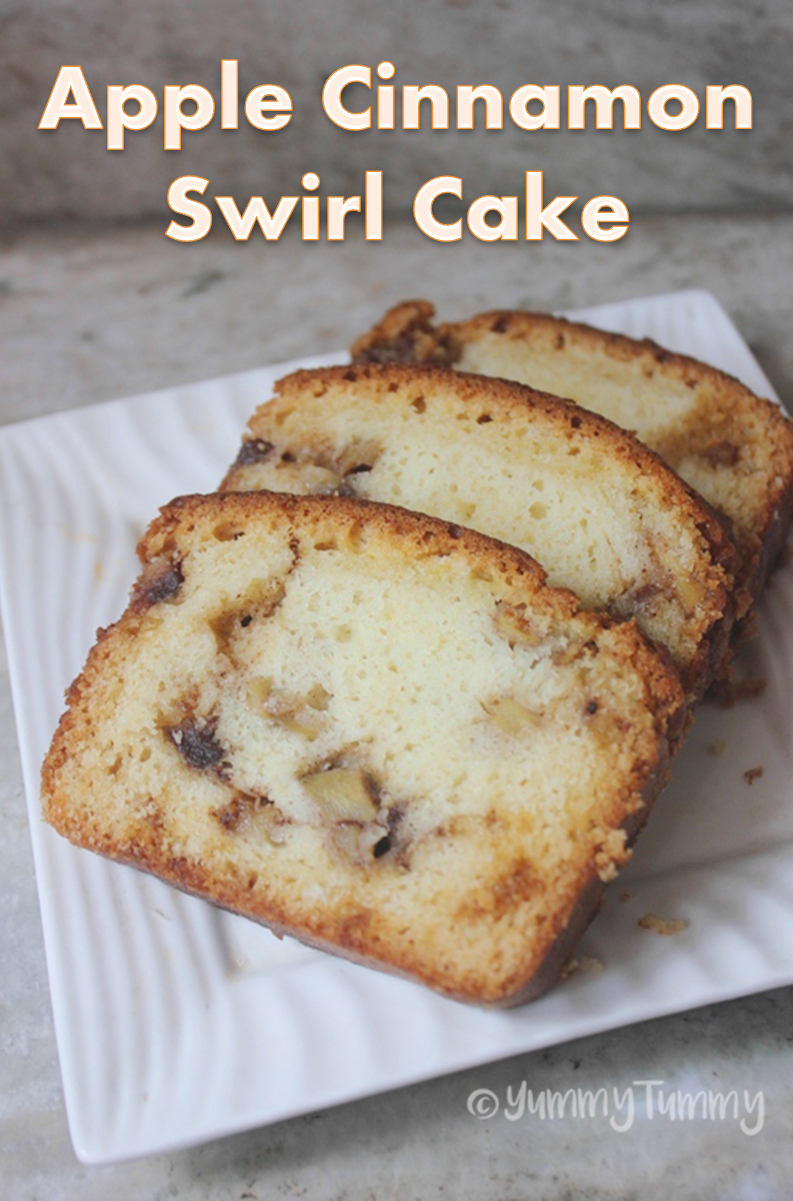 Apple Cinnamon Loaf Cake Recipe Apple Cinnamon Cake Recipe