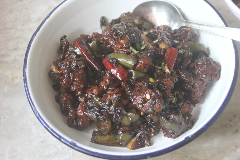 Chinese Style Chilli Mutton Recipe – Mutton Chilli